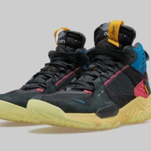 """【2020年9月30日(水) 発売予定】UNION × Nike Jordan Zoom '92 & Jordan Delta """"Know The Ledge"""""""