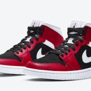 【2020年 近日発売予定】Nike Air Jordan 1 Mid WMNS