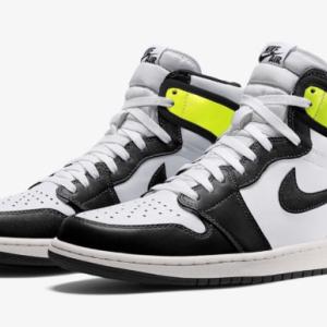 """【2021年1月9日(土) 発売予定】Nike Air Jordan 1 Retro High OG """"Volt Gold"""""""