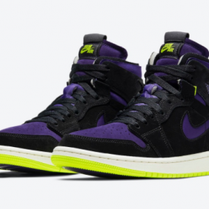 "【2020年10月29日(木) 発売予定】Nike Wmns Air Jordan 1 High Zoom ""Lemon Venom"""