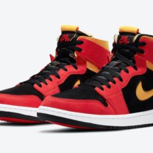 """【2021年 春発売予定】Nike Air Jordan 1 Zoom Comfort """"Chile Red"""""""