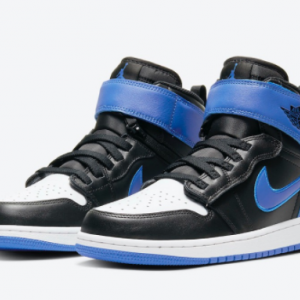 "【2020年10月28日(水) 発売予定】Nike Air Jordan 1 High FlyEase ""Hyper Royal"""