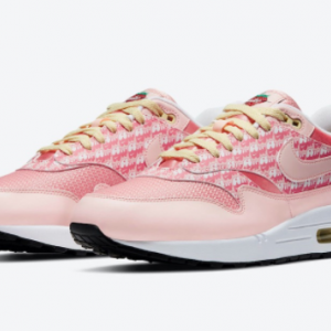 "【2020年11月04日(日) 発売予定】Nike Air Max 1 PRM ""Strawberry Lemonade"""