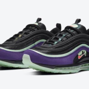"""【2020年10月31日(土) 発売予定】Nike Air Max 97 """"Slime"""""""