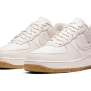 """【2020年11月06日(金) 発売予定】Nike Air Force 1 Gore-Tex """"Sail/Gum"""""""