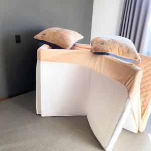 【ズボラク家事】〇〇するマットレス!毎朝の寝具乾燥ルーティン