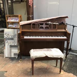 カメラはどうする?ストリートピアノの演奏動画撮影