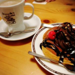 どうしても食べたかったコメダ珈琲で食べられるゴディバ