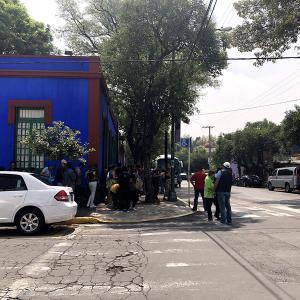 フリーダ・カーロの作品が見られるメキシコシティの美術館とGoogle Arts&Culture