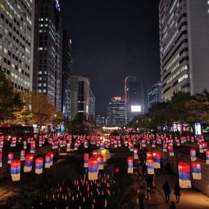 ソウル ランタンフェスティバル 2019に行ってきました