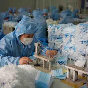 【速報】中国がフランスに10億枚のマスク出荷を表明。ただしファーウェイの5G購入が条件