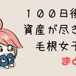 【注目】『100日後に資産が尽きる毛根女子』まとめ
