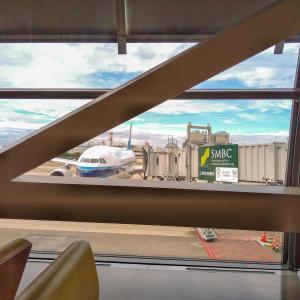 【ラオス観光】いざラオスへ!関空から出国します!