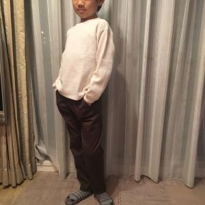 小学男子、女子ウケ服をUNIQLOで