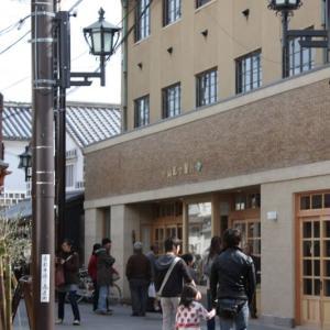 倉敷美観地区の新スポット 林源十郎商店