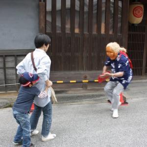 2012 阿智神社 春季例大祭 素隠居