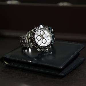 明日の時計を決めつつ・・・