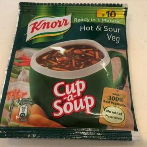インドのスープ