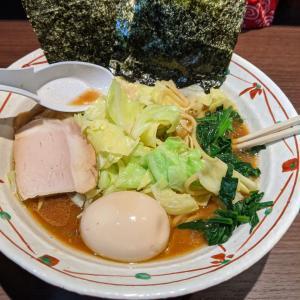 京家の正しいラーメンの食べ方(個人的)