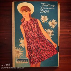 1960年代の東ドイツの通販カタログ