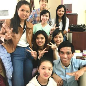 ベトナムで大学を創る!054!会話!