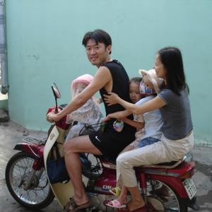 ベトナムで大学を創る!052!!〇〇的距離!!