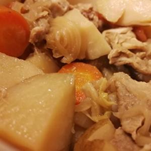 切ったらほぼ放置でできる炊飯器で肉じゃがレシピ