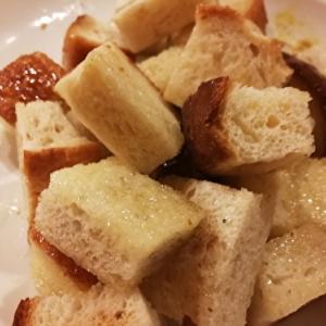 食パンで作る レンジでサクサク簡単ラスク