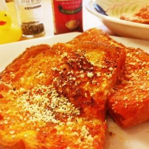 トマトジュース活用レシピ!トマトジュースのフレンチトースト