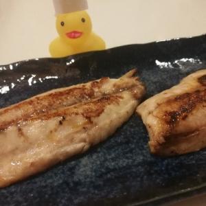 フライパンで作る!アジの塩焼きのレシピ