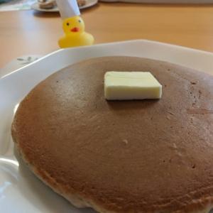あんこ大量消費!あんこのホットケーキのレシピ