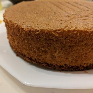 ホットケーキミックスで簡単本格スポンジケーキの作り方