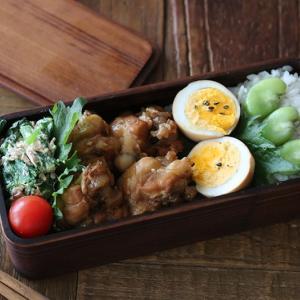 簡単おかずの鶏のさっぱり煮弁当レシピ!詰め方も合わせて紹介