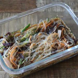 ヘルシーでお腹がいっぱいに!中華風春雨サラダ