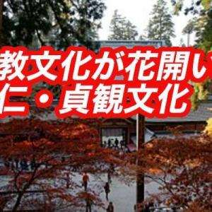 密教文化が花開いた弘仁・貞観文化【日本史B 第16回】