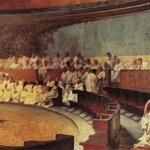 古代ローマ(第一回三頭政治まで)【ヨーロッパ史第四回】