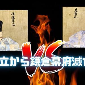両統迭立から鎌倉幕府滅亡までを解説(入試問題つき)【日本史B 第29回】