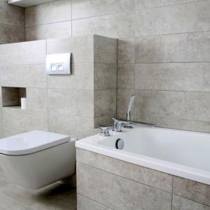 浴室壁|タイルを張る接着剤・目地材が下地別にわかる!