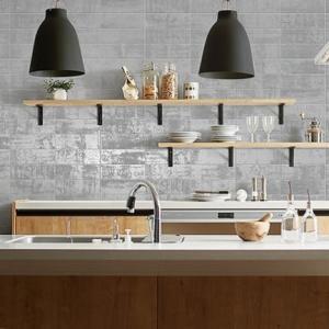 キッチン壁|タイルを張る接着剤・目地材が下地別にわかる!