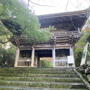 四国88箇所霊場第31番札所/高知市にある竹林寺の紅葉をどうぞ!