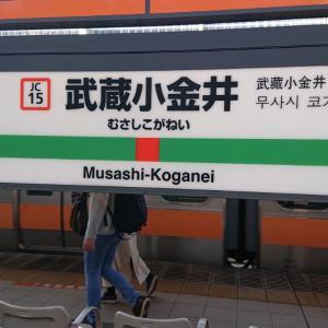 りん散歩#91〈武蔵小金井〜江戸東京たてもの園編①〉