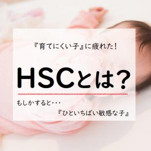 育てにくい子に疲れた!それは【HSC】ひといちばい敏感な子かも?