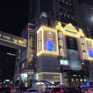 早速買い物に出発★明洞CHICOR① 韓国・ソウル旅2019/11/20〜23