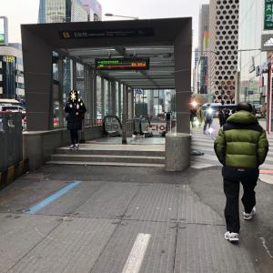 新論峴駅!今回の旅最高のテンションの理由!! 韓国・ソウル旅2019/11/20〜23