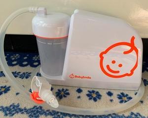 今まで買った育児用品の中で1番買ってよかった電動鼻水吸入器メルシーポットS-503レビュー!