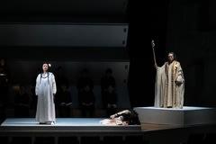 新作オペラ『雪女の恋』制作過程11<本番/第二幕>