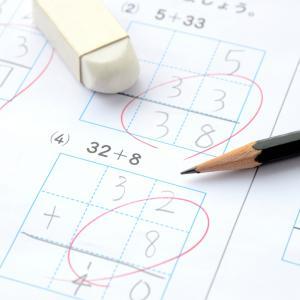 小学校入学前にするべき家庭学習、算数嫌いにならない為のたった一つのこと