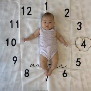 【育児ブログ】生後3か月の成長記録・生活リズム