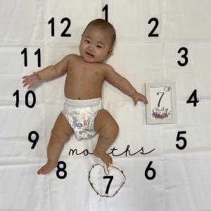 【生後7か月】スケジュール・遊び