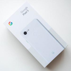 新型発表前に敢えて。Google「Pixel3」を買ったはなし